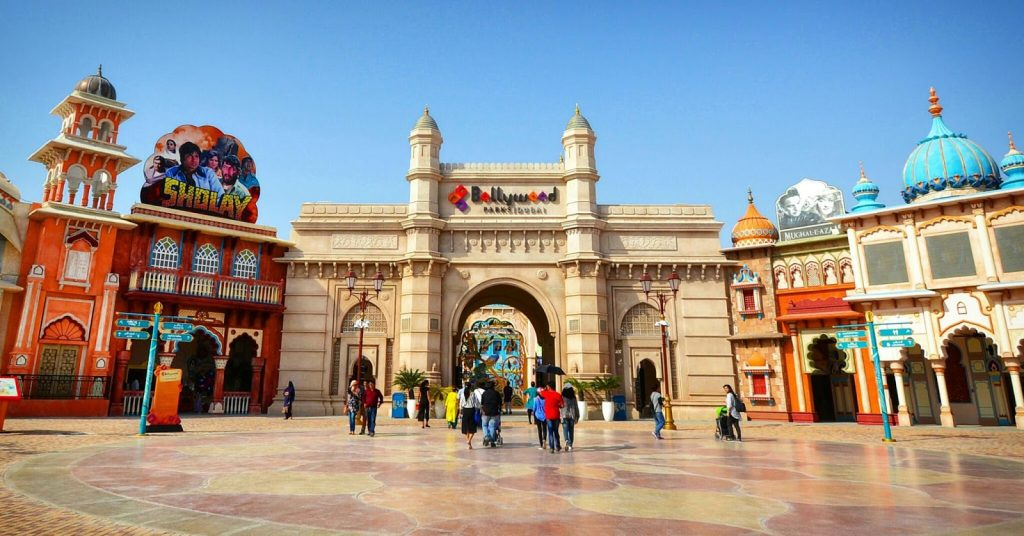 Bollywood Park With Transfers On Sic Basis Global Voyages